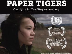 Paper Tigers Poster