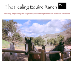 Healing Equine Ranch Logo